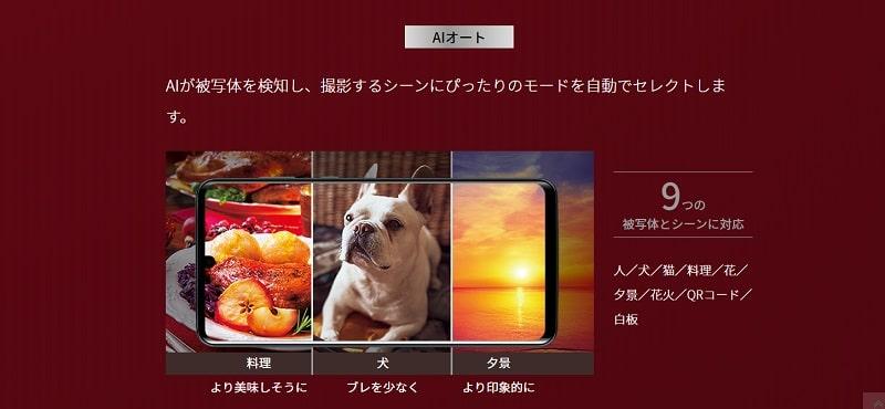 AQUOS R5G のカメラ性能レビュー