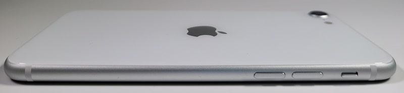 iPhone SE(第2世代)のデザインとボタン配置