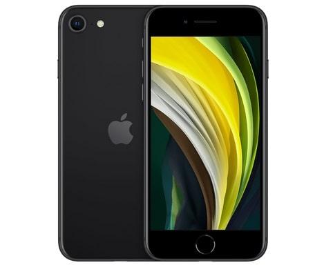 iPhone SE(第2世代)のカラーブラック