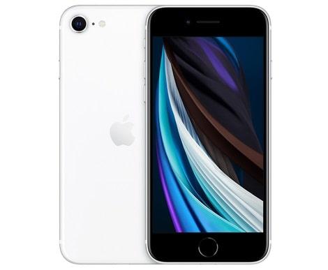 iPhone SE(第2世代)のカラーホワイト