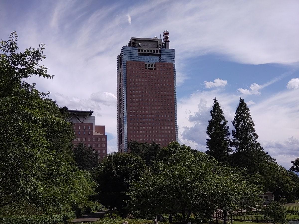 Xperia 10 IIIのカメラで撮影した風景