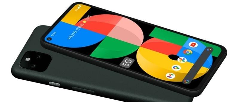 Google Pixel 5a のカラーバリエーション